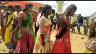 Latest Gujarati timli Dance | Arjun Rathod | Super Model 3 Girls Dance