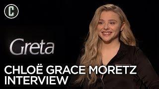 Chloë Grace Moretz Interview Greta