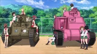 Girls und Panzer Crack Video 6