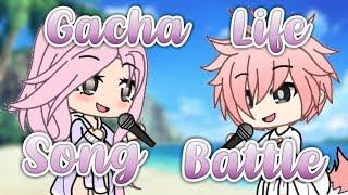 Gacha Life Singing Battle - Boys V.S. Girls [7 rings,High hopes,Salt,Sucker]