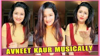 Avneet Kaur Musically New Video | Indian Girls Musically Compilation | Top Musically