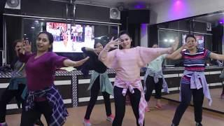 Aankh Marey | Simmba | Dance For Girls | Easy Steps | Choreography By Step2Step Dance Studio