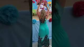 Hot Teacher | Dad Records His Girls Dancing session with Hot Teacher | Great Moves by HOT TEACHER|