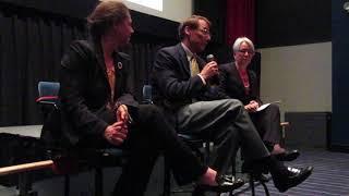 RBG Movie Post Film Discussion w/NH Women's Bar Association PT. 1 of 2