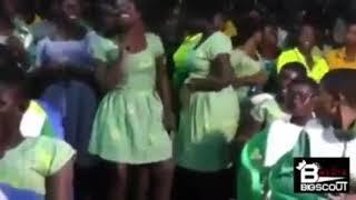 See how our senior high school girls dance to shatta wale song London girl