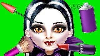 Fun Kids Games - Sweet Baby Girl Halloween Fun - Spooky Halloween Makeover Care Games For Girls