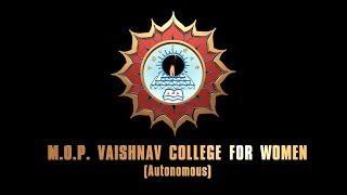 Documentary Film on  M.O.P. Vaishnav College for Women