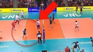 GIRL ON THE COURT !? Funny Volleyball Videos (HD)