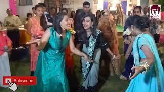 Beautiful Girls Dance in Wedding | Indian Wedding Dance