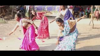 THARU BEAUTYFULL GIRLS DANCE IN TAHRU WEDDING CEREMONY//BICHHUWA BOLE