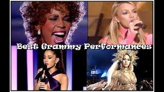 Best Female Grammy Awards Performances