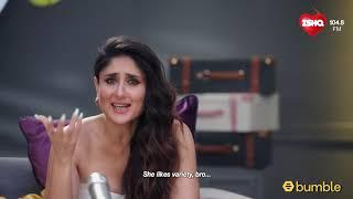 Ayushmann Khurrana on Bebology | Dabur Amla What Women Want Kareena Kapoor Khan | 104.8 Ishq