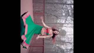 Beautiful dancer and songs pe different girls dance