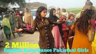 English Song Dance Pakistani Girls