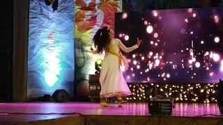 DPU annual function 2019'| krishna song girls Dance||