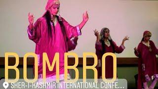 Kashmiri Girls Dance on BOMBRO song