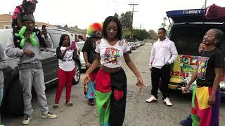 GIRLS DANCE BATTLE GETS REAL! Lil Crew vs Big Crew | OfficialTSquadTV | Tommy The Clown