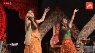 Girls Beautiful Dance Performance For Madhu Priya Vachinde Song at ATC 2018 | YOYO TV Channel