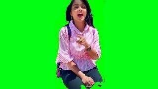 Girls dance / green screen effects_Status_Video / green screen effects girl dance - #GreenScreen