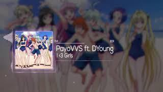 (YGM) PayoVVS ft. D Young - I Love Girls (Official Visualiser) | @OfficialYGM1