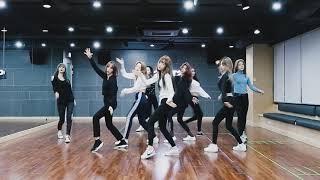 Cosmic Girls - La La Love DANCE MIRROR