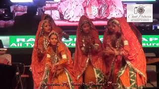 Girls dance in lavi mela