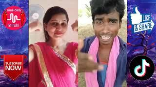 PRINCE KUMAR M NEW COMEDY | PRIKUSU comedy | tiktok funny video | musically new girls funny videos