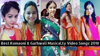 Kumaoni and Garhwali Musically Video songs | Pahadi Girls Musically