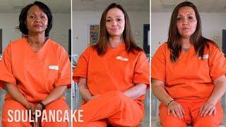 Is This What You Pictured Women in Prison Would Be Like?