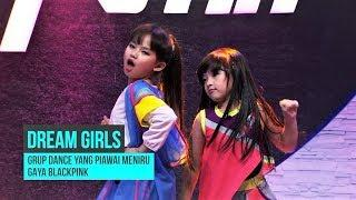 DREAM GIRLS, Grup Dance Cilik Bergaya Blackpink | HITAM PUTIH (04/11/19) Part 2