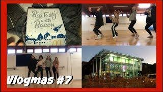 Mean Girls Dance, Cinema + Maccies | Vlogmas #7