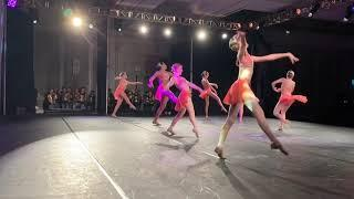 Girls Dance Competition