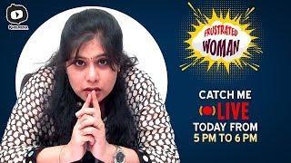 Sunaina LIVE Chit Chat with Fans | Frustrated Woman | Naina Talkies | Telugu Web series | Khelpedia