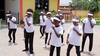 Kwesi Arthur - African Girl Video Dance By Fospa Int'l School