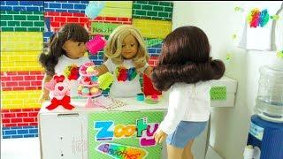 The Customer is Always Right (American Girl Doll Stopmotion) REMAKE