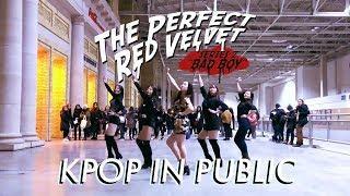 "[KPOP PUBLIC DANCE] Red Velvet (레드벨벳) ""RBB (Really Bad Boy)"" [R.P.M]"