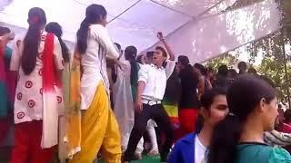 College Girls Dance Masti