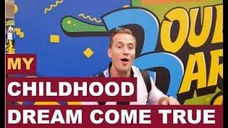 My Childhood Dream Come True! | Double Dare | Dating Advice for Women by Mat Boggs
