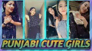 TikTok Girls Dance Compilation Video On Punjabi Songs | Musically TikTok