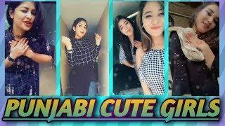 TikTok Girls Dance Compilation Video On Punjabi Songs | Musically TikTok