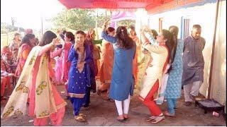 Himachali Girls Dance On DJ - Himachali Gidha