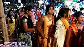 New Girls Desi Dance // arjun r meda new song / arjun r Meda / aadivasi video / aadivasi song