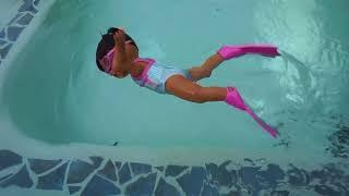 BABY BORN Doll That Can SWIM! Swimming Baby Doll!