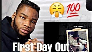 SHE'S BACK!!! City Girls- JT First Day Out (Official Music Video) REACTION