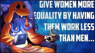 Give Women More Equality By Having Them Work Less Hours