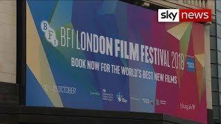 London Film Festival gives women the spotlight