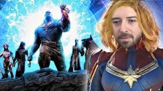 IRON CHEF Captain Marvel Women Empowerment edition