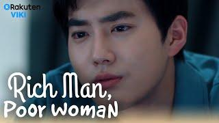 Rich Man, Poor Woman - EP8 | Suho Finally Hears The Death Of His First Love [Eng Sub]