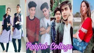Inside Punjab College Students Girls Boys TikTok Musically Video Part 28 | TikTok Pakistan