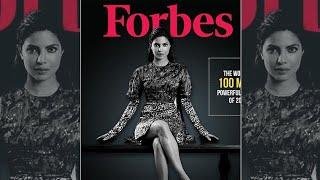 Priyanka Chopra Makes It To The Forbes Most Powerful Women's List For The Second Time